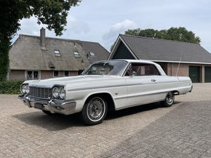 Chevrolet Impala SS Coupe 1964 For Sale (picture 5 of 12)