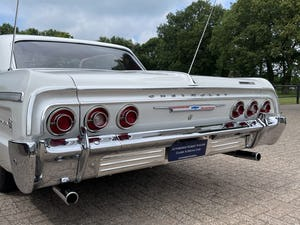 Chevrolet Impala SS Coupe 1964 For Sale (picture 11 of 12)
