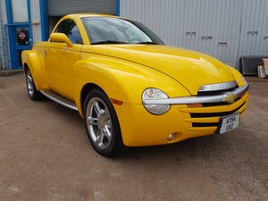 2004 Chevrolet SSR Pickup - 5500 Miles For Sale (picture 1 of 7)