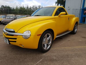 2004 Chevrolet SSR Pickup - 5500 Miles For Sale (picture 2 of 7)