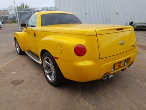2004 Chevrolet SSR Pickup - 5500 Miles For Sale (picture 3 of 7)