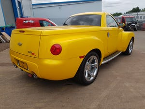 2004 Chevrolet SSR Pickup - 5500 Miles For Sale (picture 4 of 7)