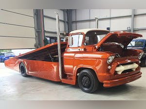 1955 One-off Chevrolet 5700, modern running gear For Sale (picture 9 of 12)