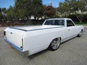 1966 CHEVROLET EL CAMINO For Sale (picture 4 of 12)