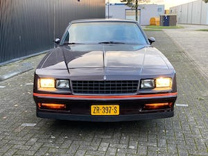 1985 Monte Carlo, Chevrolet Monte Carlo, Chevrolet Monte Carlo SS For Sale (picture 8 of 12)