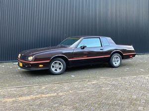 1985 Monte Carlo, Chevrolet Monte Carlo, Chevrolet Monte Carlo SS For Sale (picture 10 of 12)