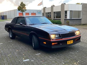 1985 Monte Carlo, Chevrolet Monte Carlo, Chevrolet Monte Carlo SS For Sale (picture 11 of 12)