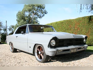 1967 Chevrolet Nova II SS V8 350 Auto. Awesome Car For Sale (picture 1 of 50)