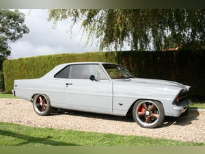 1967 Chevrolet Nova II SS V8 350 Auto. Awesome Car For Sale (picture 2 of 50)