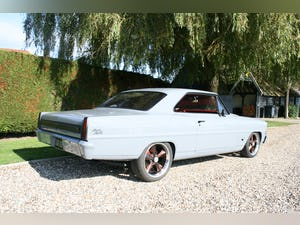 1967 Chevrolet Nova II SS V8 350 Auto. Awesome Car For Sale (picture 4 of 50)