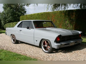 1967 Chevrolet Nova II SS V8 350 Auto. Awesome Car For Sale (picture 8 of 50)
