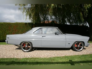 1967 Chevrolet Nova II SS V8 350 Auto. Awesome Car For Sale (picture 11 of 50)