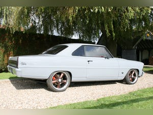 1967 Chevrolet Nova II SS V8 350 Auto. Awesome Car For Sale (picture 12 of 50)