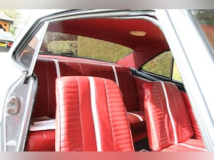 1967 Chevrolet Nova II SS V8 350 Auto. Awesome Car For Sale (picture 16 of 50)