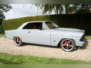1967 Chevrolet Nova II SS V8 350 Auto. Awesome Car For Sale (picture 19 of 50)