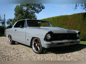 1967 Chevrolet Nova II SS V8 350 Auto. Awesome Car For Sale (picture 26 of 50)