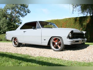 1967 Chevrolet Nova II SS V8 350 Auto. Awesome Car For Sale (picture 27 of 50)