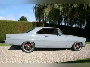 1967 Chevrolet Nova II SS V8 350 Auto. Awesome Car For Sale (picture 30 of 50)