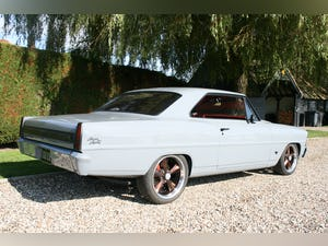 1967 Chevrolet Nova II SS V8 350 Auto. Awesome Car For Sale (picture 32 of 50)