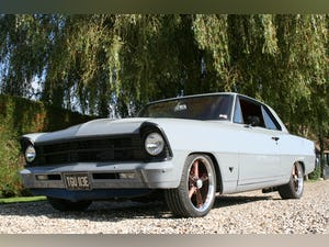 1967 Chevrolet Nova II SS V8 350 Auto. Awesome Car For Sale (picture 37 of 50)