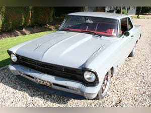 1967 Chevrolet Nova II SS V8 350 Auto. Awesome Car For Sale (picture 42 of 50)