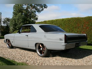 1967 Chevrolet Nova II SS V8 350 Auto. Awesome Car For Sale (picture 46 of 50)