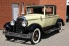 Picture of Chrysler G70 Sport Coupe, 1927 SOLD