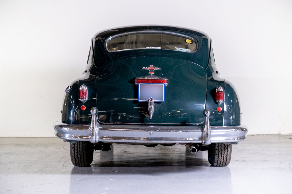 1946 Chrysler Windsor For Sale (picture 2 of 6)