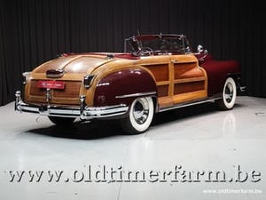 1948 Chrysler Town and Country 2 door Convertible '48 For Sale (picture 2 of 12)