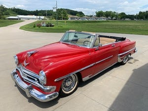 1954 Chrysler New Yorker Deluxe Convertible For Sale (picture 1 of 6)