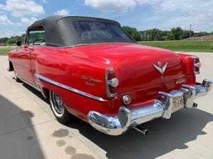 1954 Chrysler New Yorker Deluxe Convertible For Sale (picture 4 of 6)