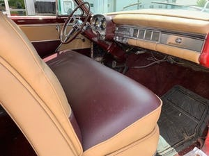 1954 Chrysler New Yorker Deluxe Convertible For Sale (picture 5 of 6)