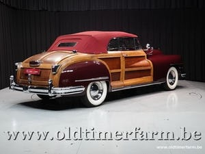 1948 Chrysler Town and Country 2 door Convertible '48 For Sale (picture 11 of 12)