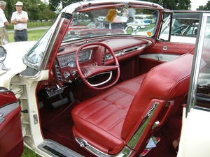 1963 Chrysler Imperial Crown Convertable For Sale (picture 2 of 8)