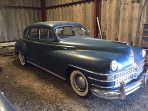 1948 Chrysler Windsor For Sale (picture 3 of 6)