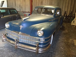 1948 Chrysler Windsor For Sale (picture 4 of 6)