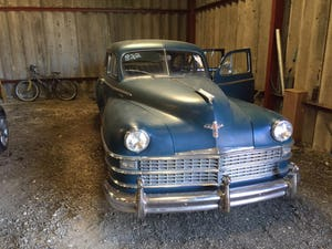 1948 Chrysler Windsor For Sale (picture 5 of 6)