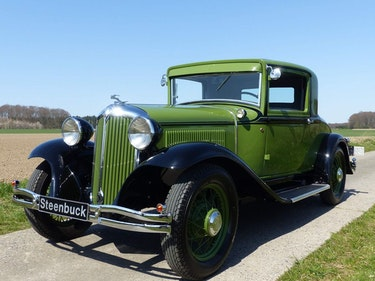 Picture of 1931 Chrysler CM 6 Coupé - very rare, only 820 copies built For Sale