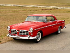 1955 Chrysler 300C HEMI the original Muscle car For Sale (picture 12 of 12)