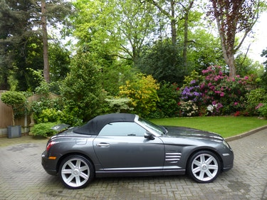 Picture of 2005 CHRYSLER CROSSFIRE CONVERTIBLE For Sale