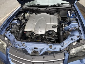2005 chrysler crossfire roadster low mileage   nice condition For Sale (picture 7 of 12)