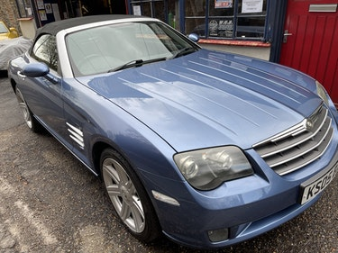 Picture of 2005 chrysler crossfire roadster low mileage   nice condition For Sale