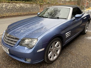 2005 chrysler crossfire roadster low mileage   nice condition For Sale (picture 2 of 12)