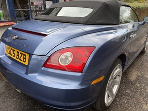2005 chrysler crossfire roadster low mileage   nice condition For Sale (picture 4 of 12)