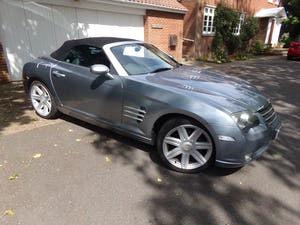 2005 Chrysler Crossfire For Sale (picture 1 of 9)