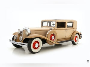 1931 CHRYSLER CG IMPERIAL CLOSE-COUPLED SEDAN For Sale (picture 1 of 12)