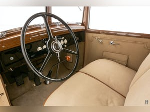 1931 CHRYSLER CG IMPERIAL CLOSE-COUPLED SEDAN For Sale (picture 7 of 12)