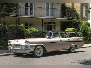 1957 Chrysler New Yorker Town & Country Station Wagon (LHD) For Sale (picture 1 of 36)