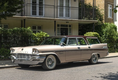 Picture of 1957 Chrysler New Yorker Town & Country Station Wagon (LHD) For Sale