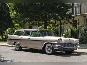 1957 Chrysler New Yorker Town & Country Station Wagon (LHD) For Sale (picture 2 of 36)